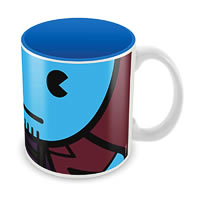 Marvel Yondu - Kawaii Ceramic Mug