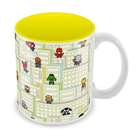 Marvel Play - Kawaii Art Ceramic Mug