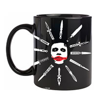 Warner Brothers Joker Killing Time Mug