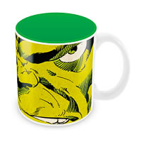 Marvel Comics Angry Hulk Ceramic Mug