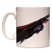 Warner Brothers Superman Fly Mug