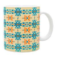 MadCap Bohemian Designer Ceramic Mug
