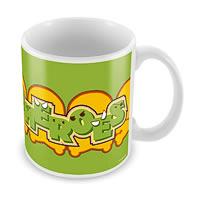 Marvel Kawaii - Superheroes Ceramic Mug