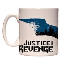 Warner Brothers Batman - Justice & revenge Mug