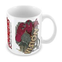 Marvel Vision Chase - Avengers Ceramic Mug