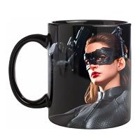 Warner Brothers Catwoman Face Mug