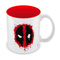 Marvel Deadpool Merc Ceramic Mug