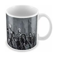 Marvel Avengers - Graphic Ceramic Mug