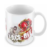 Marvel Face off - Avengers Ceramic Mug