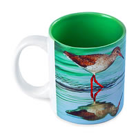 Hot Muggs Wild Focus - Introspect Mug