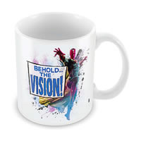Marvel Avengers - Behold The Vision Ceramic Mug