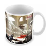 Marvel Age of Ultron - Avengers Ceramic Mug