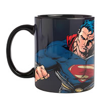 Warner Brothers Superman Graphic Art Mug