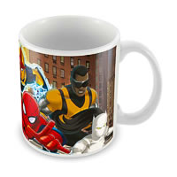 Marvel Spider-Man - Nova Ceramic Mug