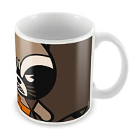 Marvel Rocket Raccoon - Kawaii Ceramic Mug