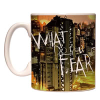 Warner Brothers Batman - What Do You Fear Mug