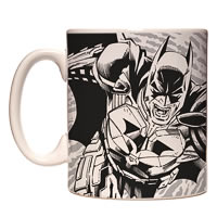 Warner Brothers Batman Gothic Art Mug