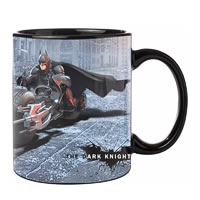 Warner Brothers Batman Batpod Ride Mug