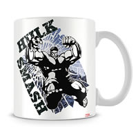 Marvel Assemble - Hulk Smash Ceramic Mug