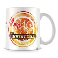 Marvel The Armored Avenger Ceramic Mug