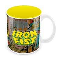 Marvel Iron Fist - Comics Ceramic Mug