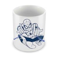 Marvel Spider-Man Action Spidey Ceramic Mug