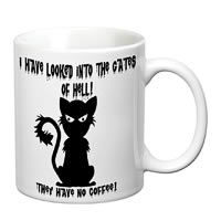 Prithish They Have No Coffee White Mug