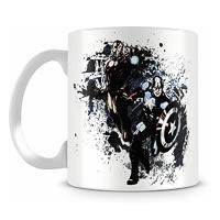 Marvel Captain America - Iron Man Ceramic Mug