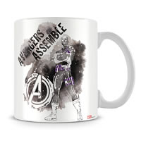 Marvel Captain America - Assemble Ceramic Mug