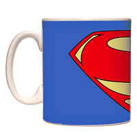 Warner Brothers Superman 'Classic Logo Art' Mug