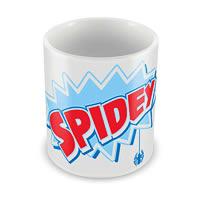 Marvel Ultimate Spider-Man Spidey Ceramic Mug