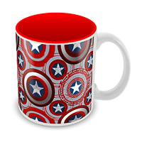 Marvel Avenger - Captain America Ceramic Mug