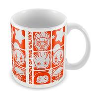 Marvel Guardians of the Galaxy - Together Ceramic Mug