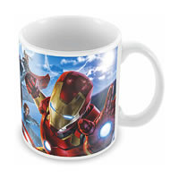Marvel Age of Ultron - All Characters Ceramic Mug
