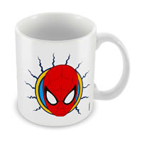 Marvel Spider-Man Eyes Ceramic Mug