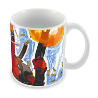 Marvel Deadpool - Genius Ceramic Mug