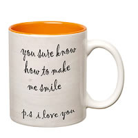 Prithish Know How To Make Me Smile Double Color Mug