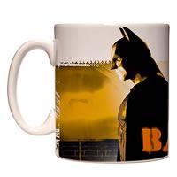 Warner Brothers Batman Begins Mug