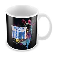 Marvel Behold the Vision - Avengers Ceramic Mug