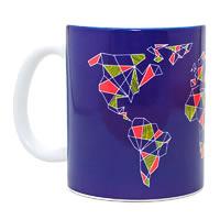 MadCap Wanderlust Designer Ceramic Mug