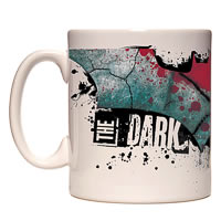 Warner Brothers Dark Knight Gothic Logo Mug