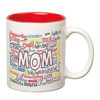 Prithish Supportive Mom Double Color Mug