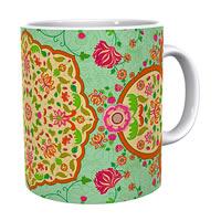 Kolorobia Classic Mughal White Mug