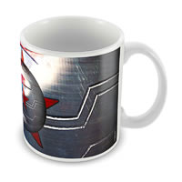 Marvel Captain America - 75 Years New Ceramic Mug