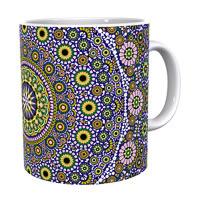 Kolorobia Magnificent Moroccan Classic White Mug