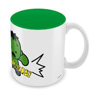 Marvel Kawaii - Hulk Smaash Ceramic Mug
