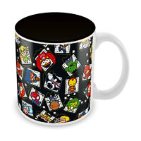 Marvel Avengers - Kawaii Art Ceramic Mug