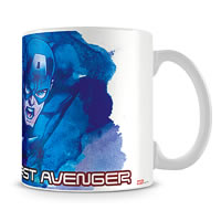 Marvel Assemble - the First Avenger Ceramic Mug