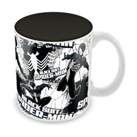 Marvel Spider-Man Black Suit Ceramic Mug