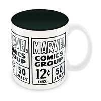 Marvel Comics Group Ceramic Mug